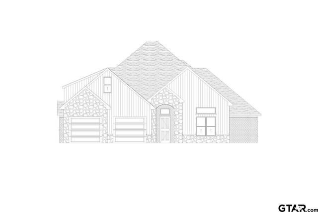4137 Palo Pinto Creek Circle, Tyler, TX 75703 (MLS #10137786) :: Griffin Real Estate Group
