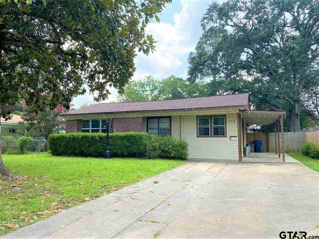 1708 E 1st Street, Mt Pleasant, TX 75455 (MLS #10137800) :: Griffin Real Estate Group