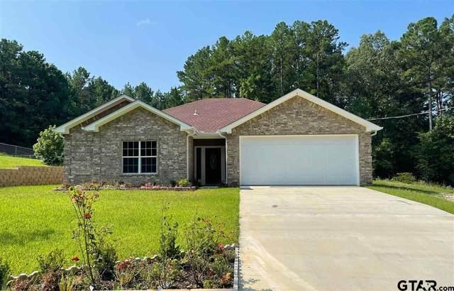 1164 Melinda Drive, Tatum, TX 75691 (MLS #10137809) :: Griffin Real Estate Group