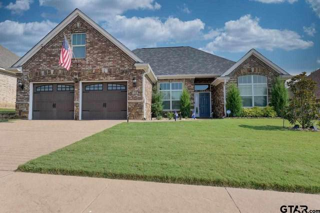 701 White Bear Trail, Lindale, TX 75771 (MLS #10137849) :: RE/MAX Professionals - The Burks Team