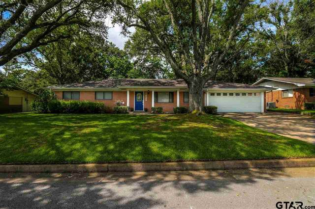 1925 Clubview Dr, Tyler, TX 75701 (MLS #10137858) :: Griffin Real Estate Group
