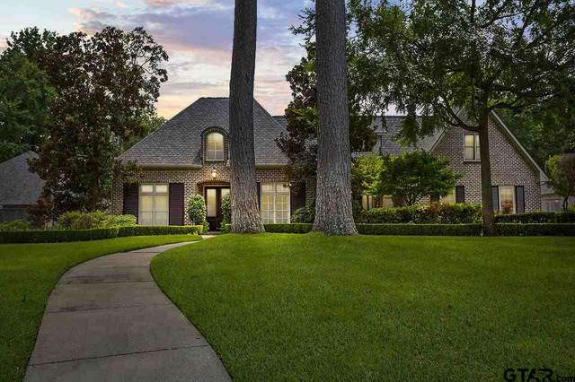 1510 Holly Creek Drive, Tyler, TX 75703 (MLS #10137899) :: Griffin Real Estate Group