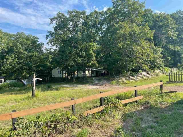 423 Walker Rd, Gilmer, TX 75645 (MLS #10137916) :: Griffin Real Estate Group