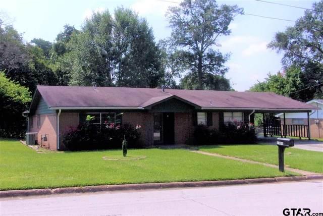 1605 Evans St, Henderson, TX 75654 (MLS #10137971) :: RE/MAX Professionals - The Burks Team