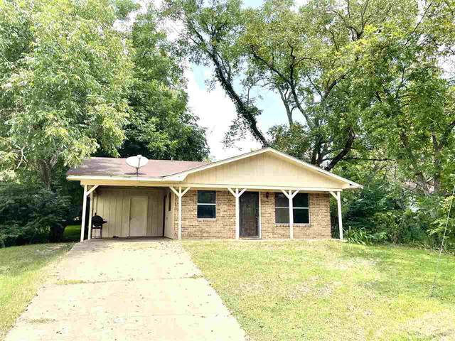 1108 E First St., Hughes Springs, TX 75656 (MLS #10138074) :: Wood Real Estate Group