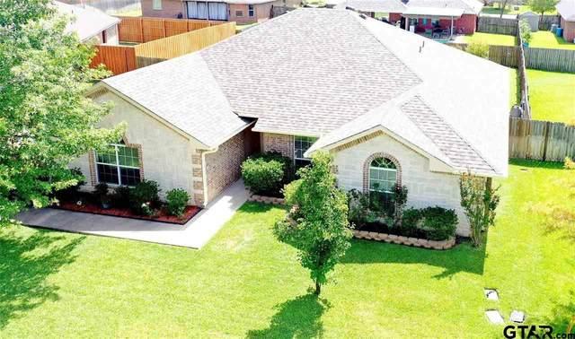 315 Amanda Court, Whitehouse, TX 75791 (MLS #10138088) :: RE/MAX Professionals - The Burks Team