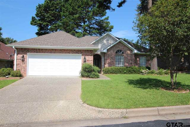 5711 Thomas Nelson, Tyler, TX 75707 (MLS #10138109) :: Realty ONE Group Rose