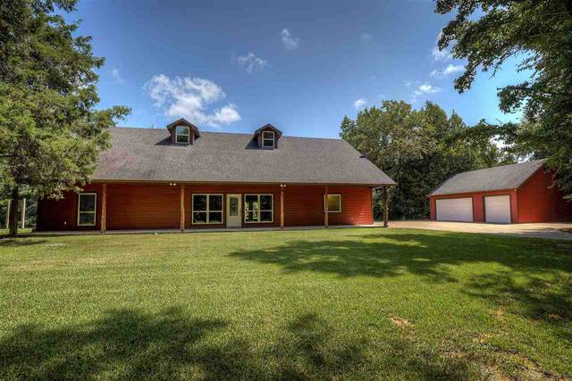 6071 E Fm 2493, Troup, TX 75789 (MLS #10138114) :: Realty ONE Group Rose