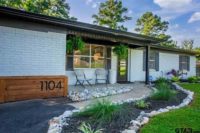 1104 N Hall, Gladewater, TX 75647 (MLS #10138170) :: RE/MAX Professionals - The Burks Team