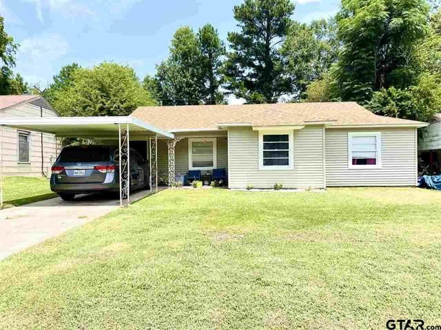 414 Lindsay St., Daingerfield, TX 75638 (MLS #10138179) :: Wood Real Estate Group