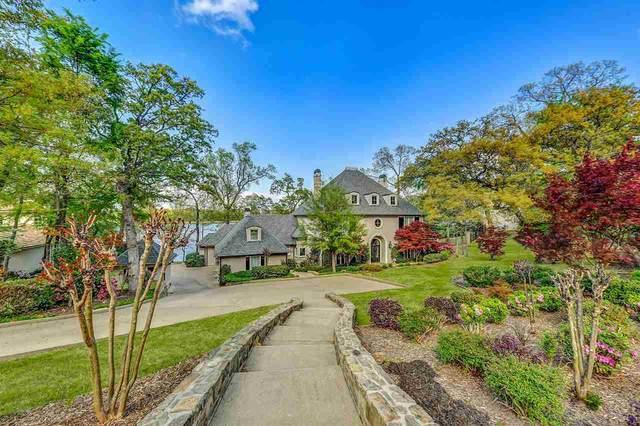 4547 Cascades Shoreline, Tyler, TX 75709 (MLS #10138223) :: Wood Real Estate Group