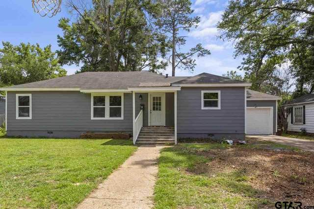 1012 W 10th St, Tyler, TX 75701 (MLS #10138225) :: Wood Real Estate Group
