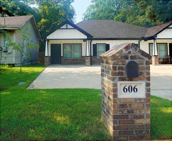 606 W Morris, Tyler, TX 75702 (MLS #10138241) :: Wood Real Estate Group