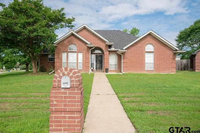1606 Emerald Cove, Whitehouse, TX 75791 (MLS #10138290) :: RE/MAX Professionals - The Burks Team