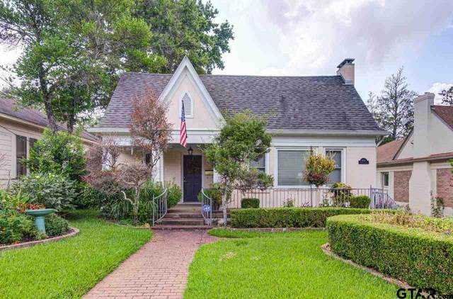 1005 S College Ave., Tyler, TX 75701 (MLS #10138295) :: RE/MAX Professionals - The Burks Team