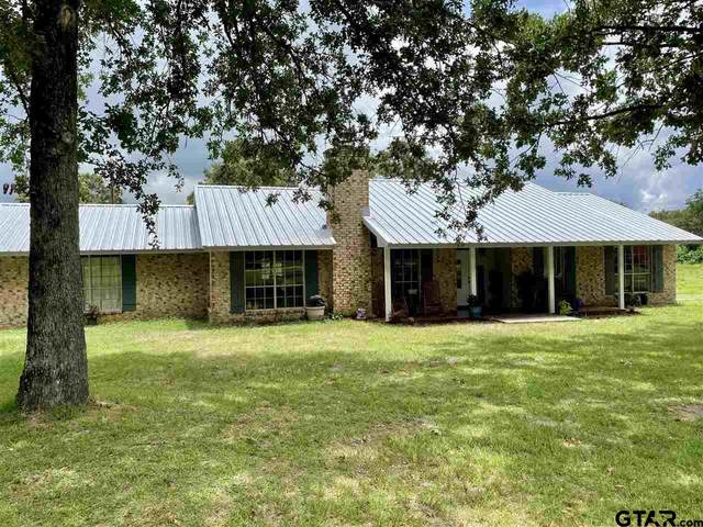 3314 County Road 3901, Jacksonville, TX 75766 (MLS #10138301) :: RE/MAX Professionals - The Burks Team