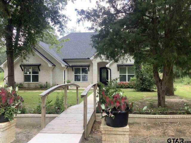 18177 W Lakeview Dr, Troup, TX 75789 (MLS #10138304) :: RE/MAX Professionals - The Burks Team