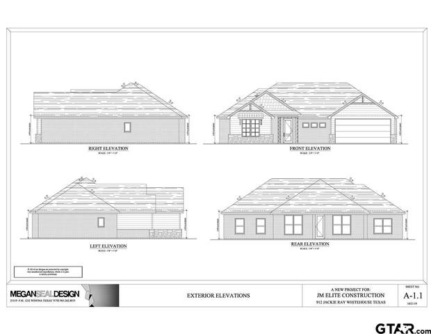 101 Woodhaven Dr, Whitehouse, TX 75791 (MLS #10139134) :: RE/MAX Professionals - The Burks Team