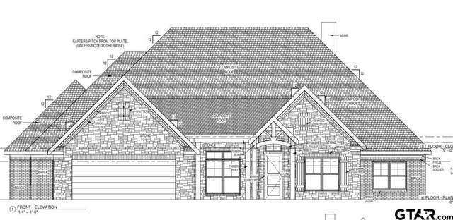 4031 Rock Creek, Tyler, TX 75703 (MLS #10139300) :: Griffin Real Estate Group