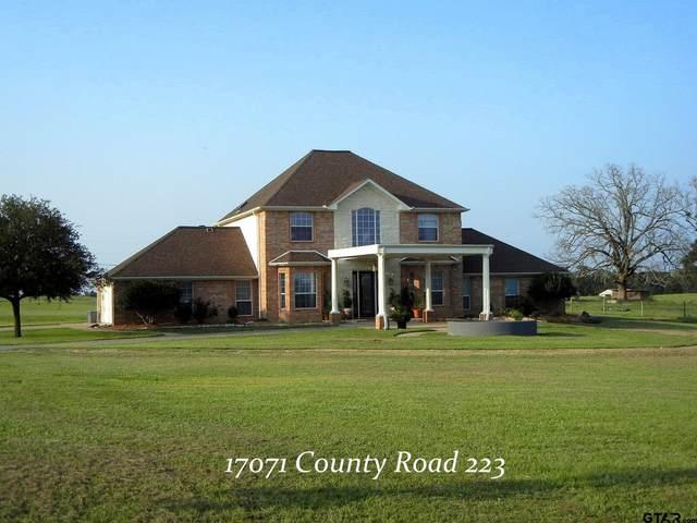 17071 Cr 223, Tyler, TX 75707 (MLS #10139395) :: RE/MAX Professionals - The Burks Team