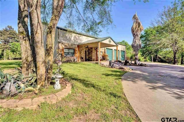 7984 Fm 347 N, Jacksonville, TX 75766 (MLS #10139595) :: Griffin Real Estate Group