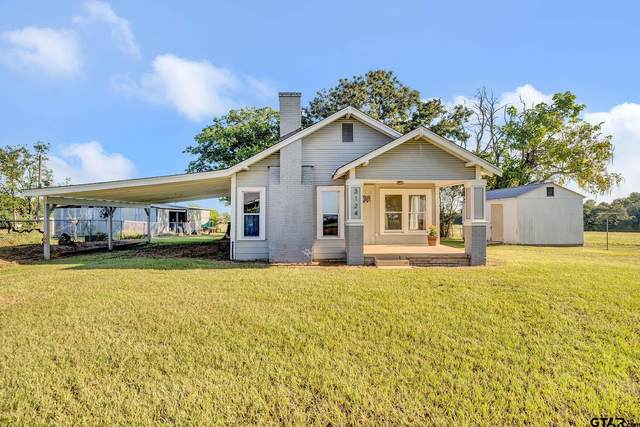 3124 Anderson County Road 318, Frankston, TX 75763 (MLS #10139607) :: Griffin Real Estate Group