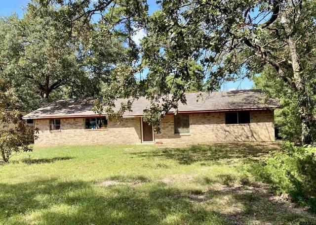 563 County Road 3588: Pr 7585, Winnsboro, TX 75494 (MLS #10139676) :: The Edwards Team