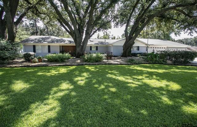 16461 Big Oak Bay Rd., Tyler, TX 75707 (MLS #10139958) :: RE/MAX Professionals - The Burks Team
