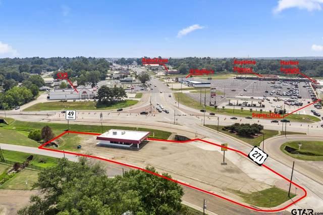 509 S Jefferson, Mt Pleasant, TX 75455 (MLS #10139978) :: The Edwards Team