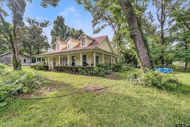 20545 Red Oak, Chandler, TX 75758 (MLS #10140020) :: Benchmark Real Estate Services