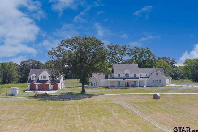 TBD Cr 3250 White Rock Road On South, Mineola, TX 75773 (MLS #10140072) :: The Edwards Team