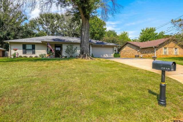 1815 Blueridge Pkwy, Longview, TX 75605 (MLS #10140117) :: RE/MAX Professionals - The Burks Team