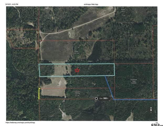 16 Acres Cr 27, Tyler, TX 75707 (MLS #10140162) :: The Edwards Team