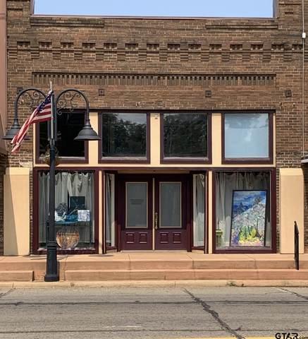 116 E First Street, Hughes Springs, TX 75656 (MLS #10140193) :: The Edwards Team