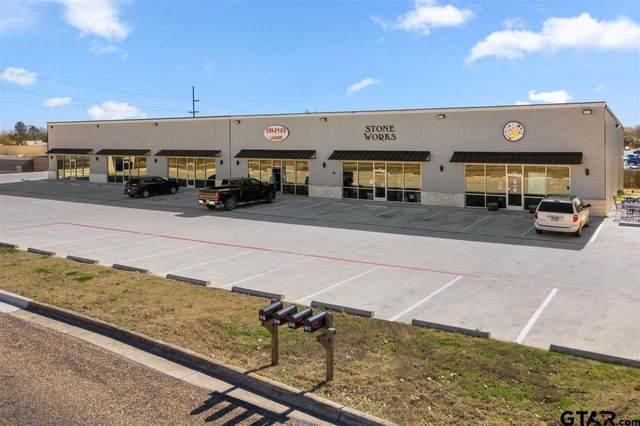 208 Alexander Rd #104, Mt Pleasant, TX 75455 (MLS #10140293) :: The Edwards Team