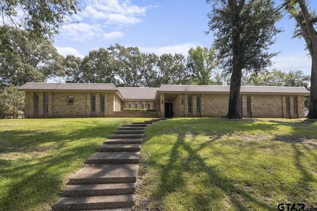 3120 Belmead Ln., Tyler, TX 75701 (MLS #10140297) :: Dee Martin Realty Group