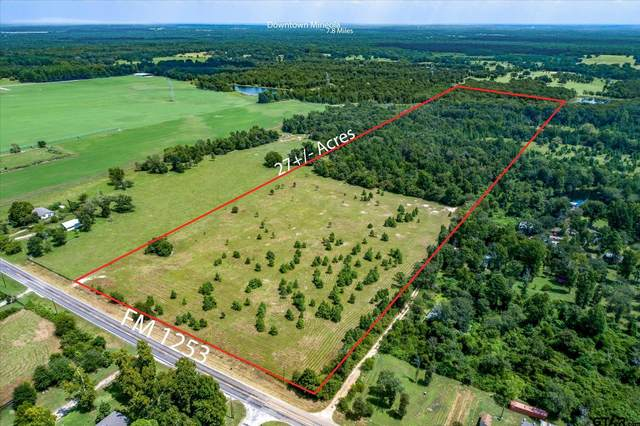 TBD Fm 1253, Mineola, TX 75773 (MLS #10140323) :: Griffin Real Estate Group