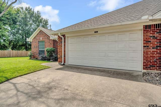 1521 Rice Rd F101, Tyler, TX 75703 (MLS #10140464) :: Dee Martin Realty Group