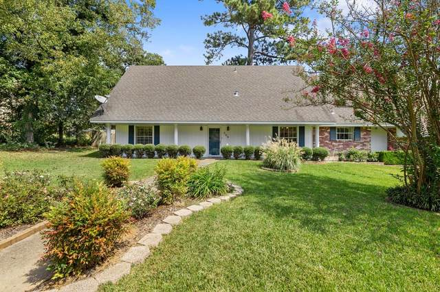 206 N Pope Dr, Overton, TX 75684 (MLS #10140620) :: The Edwards Team