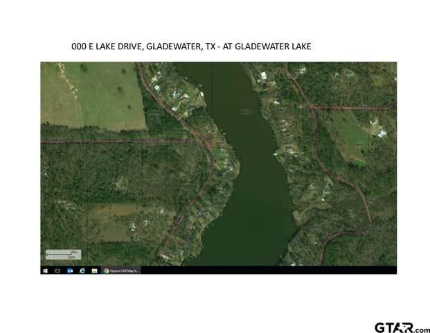 000 E Lake Drive, Gladewater, TX 75647 (MLS #10140628) :: The Edwards Team