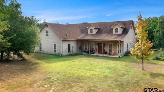 11078 State Hwy 135 N, Troup, TX 75789 (MLS #10140638) :: RE/MAX Professionals - The Burks Team