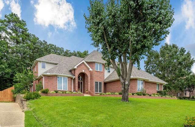 3102 Fairway Oaks, Longview, TX 75605 (MLS #10140683) :: The Edwards Team