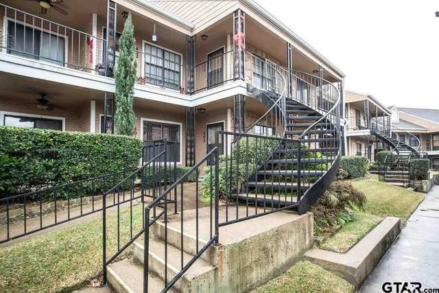 400 W W South Town; #404, Tyler, TX 75703 (MLS #10140701) :: Dee Martin Realty Group
