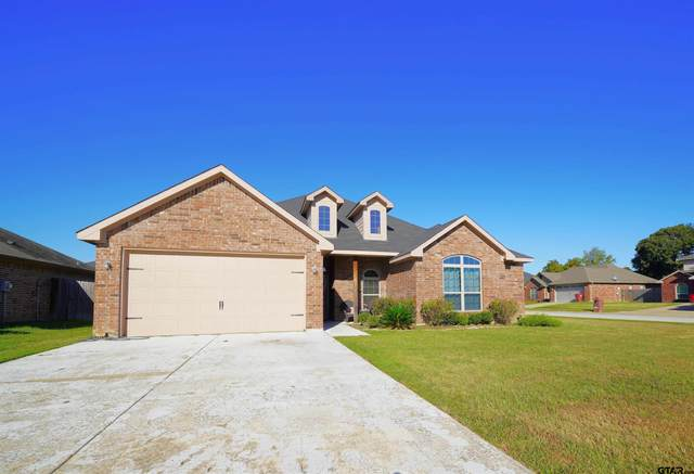 702 Griffin Dr, Chandler, TX 75758 (MLS #10140708) :: Griffin Real Estate Group