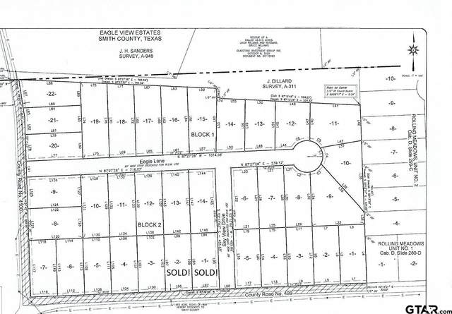 TBD Cr  4100 (Lot 9), Lindale, TX 75771 (MLS #10140726) :: Griffin Real Estate Group