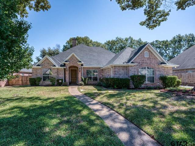 5802 Brynmar, Tyler, TX 75703 (MLS #10140753) :: Griffin Real Estate Group