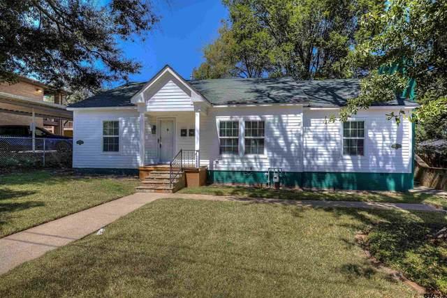 1116 Travis, Tyler, TX 75701 (MLS #10140765) :: Griffin Real Estate Group