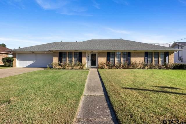 1403 Larkspur, Tyler, TX 75703 (MLS #10140771) :: The Edwards Team