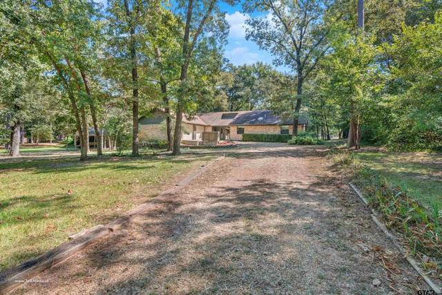 206 Greenbriar Trail, Holly Lake Ranch, TX 75765 (MLS #10140781) :: Griffin Real Estate Group