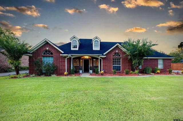 601 Sunnyside Dr, Chandler, TX 75758 (MLS #10140782) :: Benchmark Real Estate Services